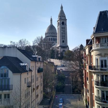 #AMAFENETRE Jeanne, Paris Montmartre, 26 mars