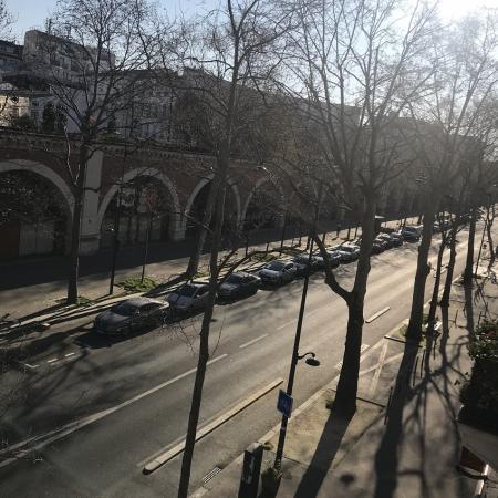 #AMAFENETRE Léa, Paris 12e, 26 mars