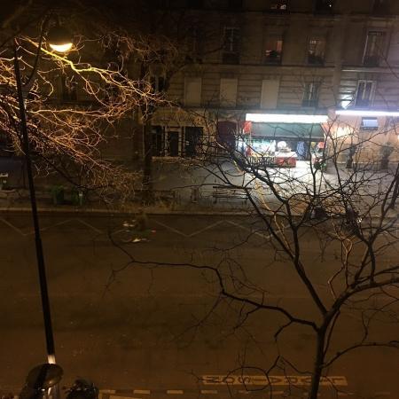 #AMAFENETRE Leticia, Paris, 30 mars