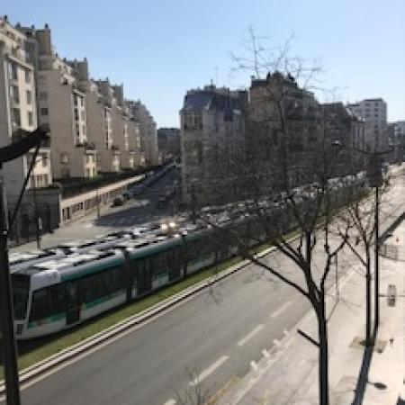 #AMAFENETRE Marina, Paris 17e, 26 mars