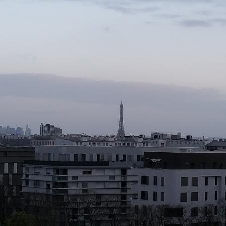 #AMAFENETRE Michelle, Paris, 29 mars