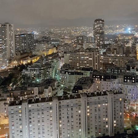 #AMAFENETRE Sylvie, Paris 13e, Olympiades, 31 mars