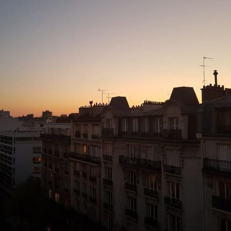 #AMAFENETRE Thomas, Paris 13e, 25 mars