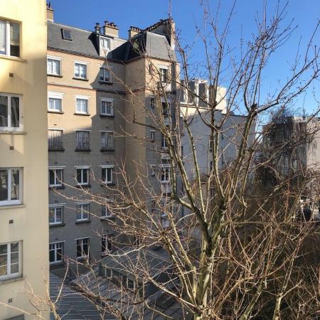 #AMAFENETRE Valérie, Paris 20e, 24 mars