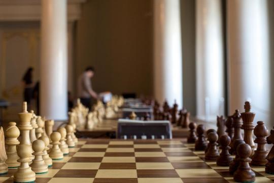 tournoi international d'échecs