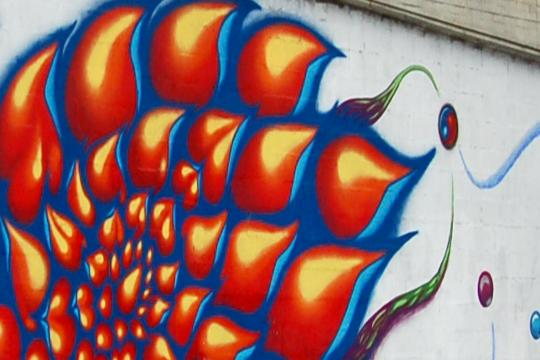 Street art - Collectif Mission [pas] Impossible