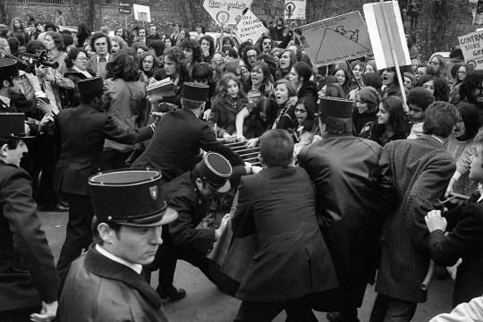 Reconstitution : Le procès de Bobigny - ©AFP